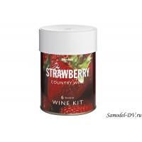 Винный экстракт Muntons 6 Bottle Country Strawberry (клубника)
