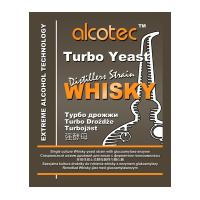 Спиртовые турбо дрожжи Alcotec Whisky turbo, 73 грамм