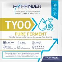 Спиртовые турбо дрожжи Pathfinder Pure Ferment, 60 грамм