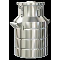 Бидон из нержавеющей стали емкость 47 литров