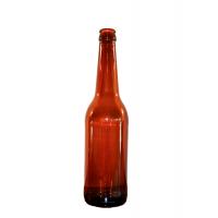 Бутылка пивная «Тринити», коричневое стекло, 0,5 л.