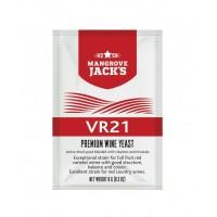 Винные дрожжи Mangrove Jack`s VR21, 8 грамм